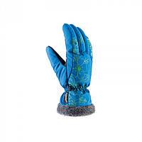 Рукавиці гірськолижні жіночі Viking Jaspis 6 XS Синій 10