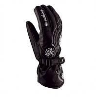 Рукавиці гірськолижні жіночі Viking Donna 6 XS Чорний 09