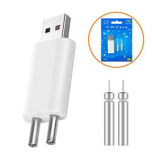 Аккумулятор 2шт CR425 3В + USB зарядное устройство на 2 канала, зарядка