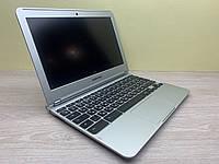 Нетбук Samsung Chromebook XE303C12 11.6 HD/ Exynos 5250 (2x1.7GHz)/ RAM 2Gb/ Flash 16Gb/ АКБ 3 ч.31 мин./