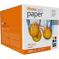 Бумага ColorWay 10x15 (PG23010004R)