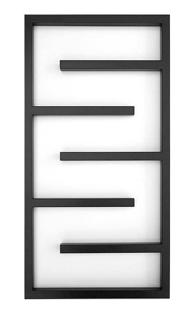 Полотенцесушитель Genesis-Aqua Infinite 100x53 см
