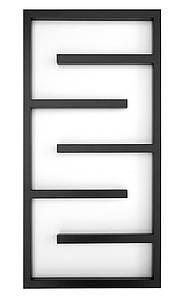 Электрический полотенцесушитель Genesis-Aqua Infinite 120x53 см