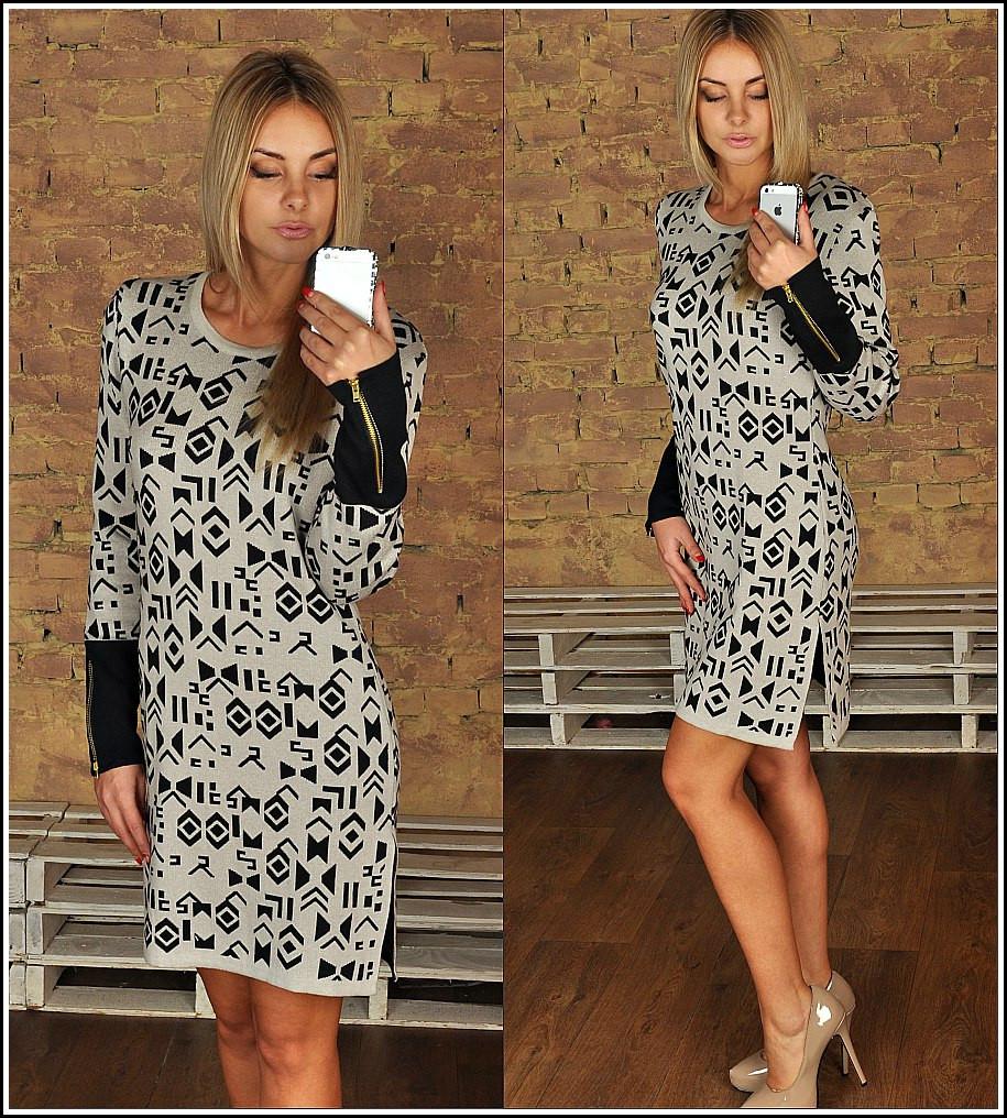 Платье женское производство Турция (арт. 186003146) 3c2d479982f43
