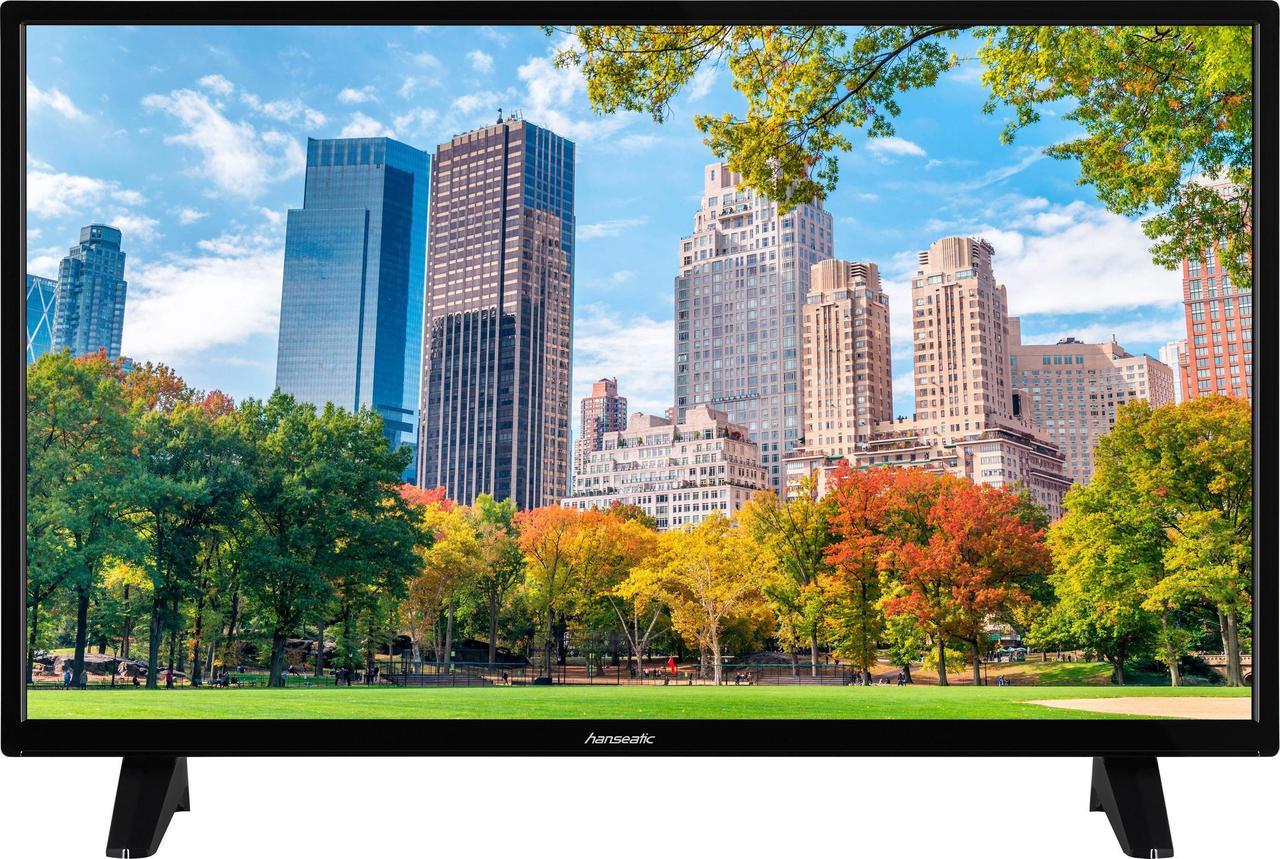 Телевізор Hanseatic 32H400 (80 см / 32 дюйми, готовий до HD)