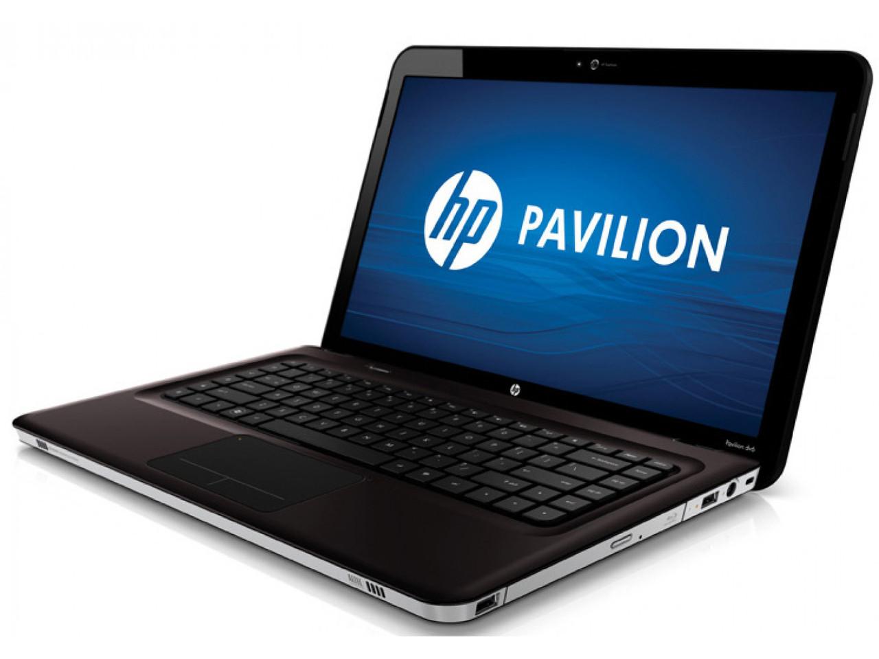 Ноутбук HP Pavilion dv6-2150so-AMD Turion II P520-2.3GHz-4Gb-DDR2-500Gb-HDD-W15.6-Web-DVD-R-(B-)- Б/У