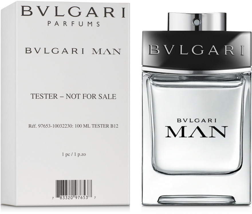 Тестер мужской Bulgari Man