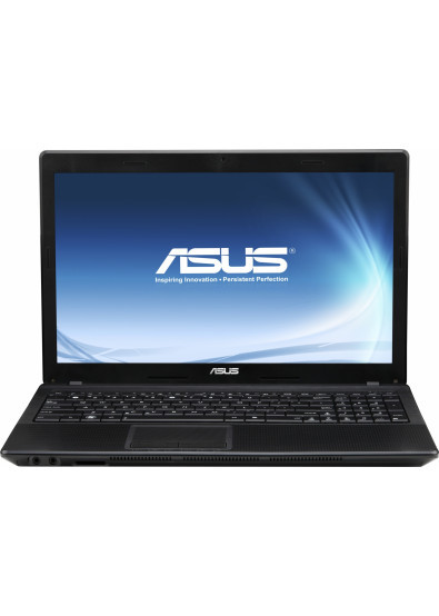 Ноутбук ASUS X54C-Intel Celeron B820-1.7GHz-4Gb-DDR3-500Gb-HDD-W15.6-Web-(B-)- Б/У