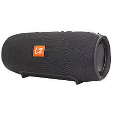 Портативна Bluetooth колонка LZ Xtreme Чорний (2949-8355)