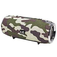 Портативная Bluetooth колонка LZ Xtreme+ Camouflage (2948-8372)