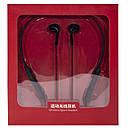 Bluetooth гарнітура Moloke S6 бездротова 5.0 з мікрофоном Black (3055-9564), фото 8