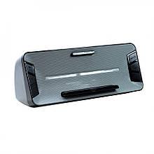 Bluetooth колонка портативная SPS WS-1618 Black (008469)