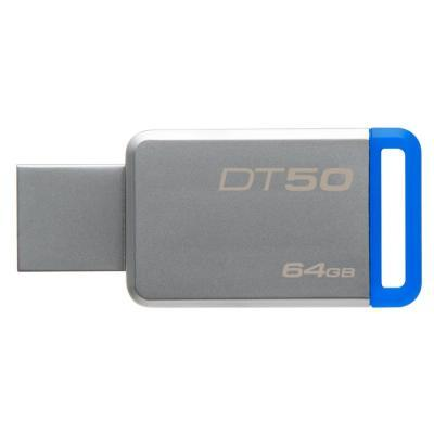 USB флеш накопитель Kingston 64GB DT50 USB 3.1 (DT50/64GB)