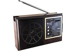 Радіоприймач GOLON RX-9922UAR Brown (002574)