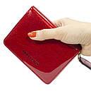 Женский кошелек Baellerry DR022 Red с ремешком (3544-10239), фото 6
