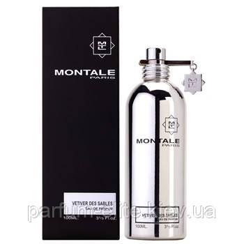 Парфюмированная вода унисекс Montale Vetiver Des Sables 100ml