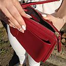 Кошелек-клатч Forever N8591, красный, фото 9