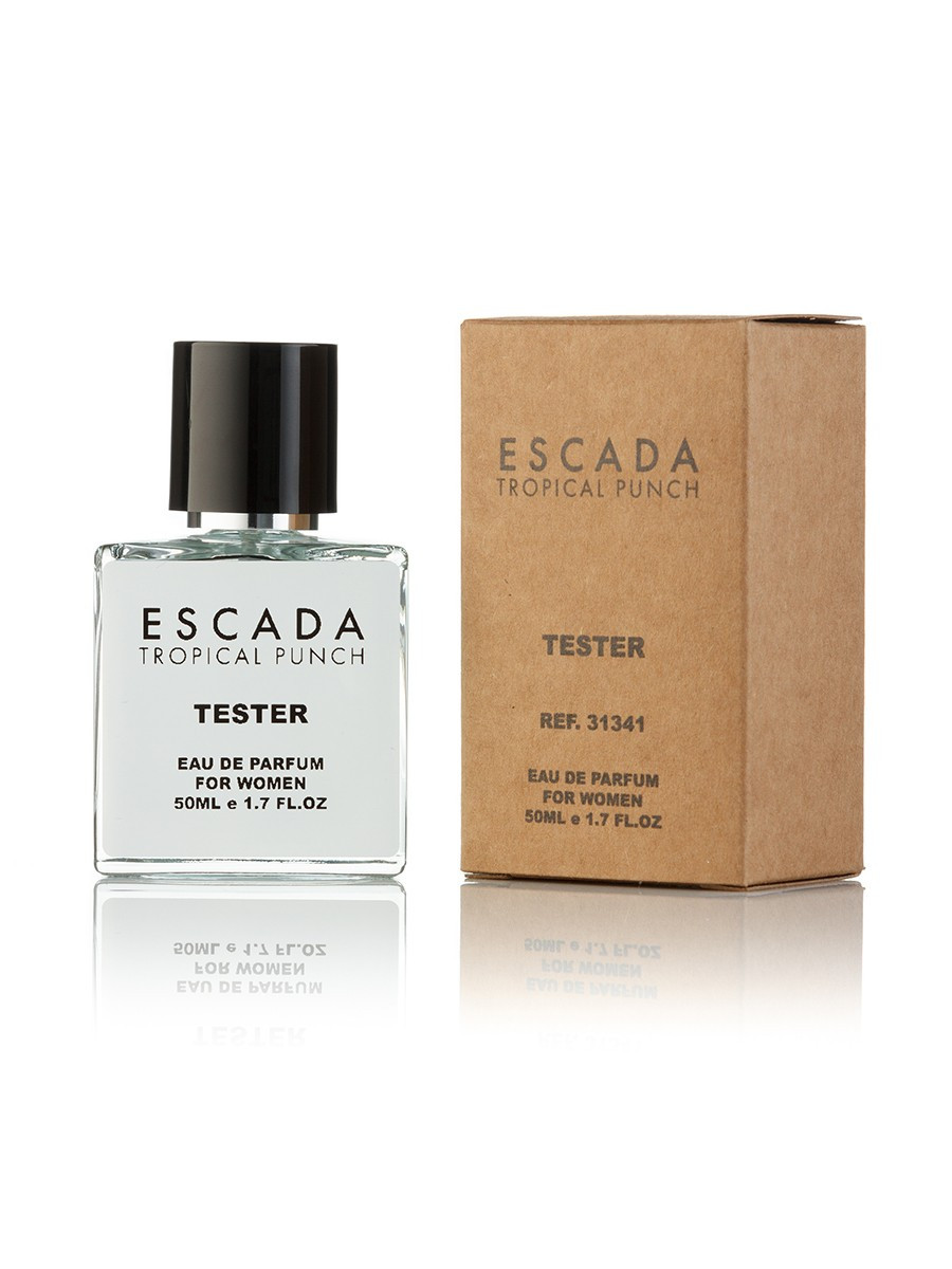 Тестер Escada Tropical Punch 50 мл производства ОАЭ