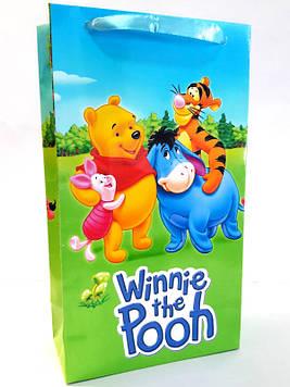 """""""Винни Пух"""" - Наклейка Шоколадку 14,5*10,5 см."""