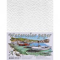 Бумага для акварели А3 10 листов, 200г/м3 (папір для акварелі А3 10 аркушів)