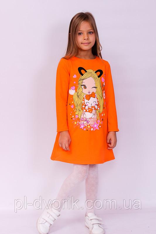 Платье для девочки  Модель: 6004-023-33 рост  86.92.98.104 цена  110 грн