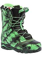 Сноубордические ботинки Northwave Decade Green 2016