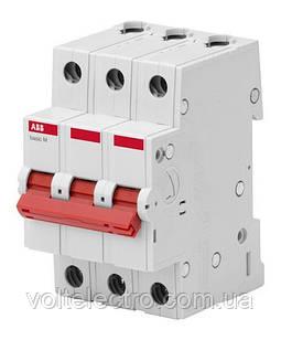 Выключатель нагрузки BMD51332 3P 32 А, 400 В,ABB
