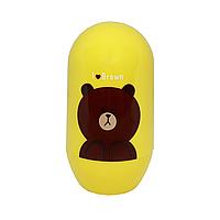 Гигиенический набор (Мишка) желтый