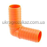 Штуцер угловой под шланг 20 мм (3/4″) (ШЦ-32) пластик