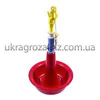 Автоматическая колокольная поилка для взрослых индеек, фото 1