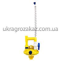Регулятор давления воды серединный с переключателем промывки, фото 1