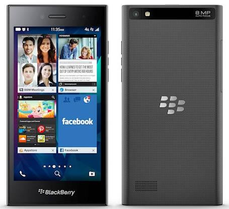 Чехол для Blackberry Z20 Leap