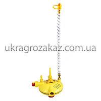 Регулятор давления воды аналог LUBING (с промывкой) трехлучевое крепление, фото 1