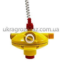 Регулятор тиску води кінцевий з перемикачем промивання AT, фото 1
