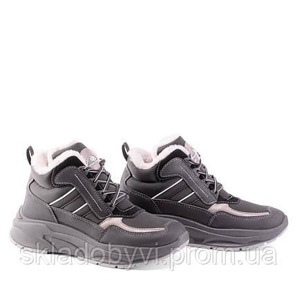 Зимние ботинки женские, фото 2
