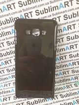Чехол для 2D сублимации пластиковый на Samsung Galaxy A8 черный, фото 3