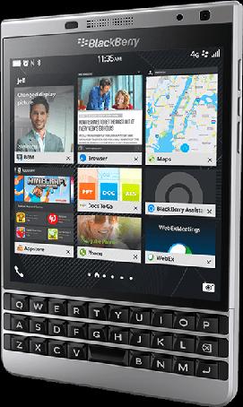 Чехол для Blackberry Q30 Passport