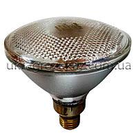 Инфракрасная лампа для обогрева PAR38 100 Вт Farma (Польша) белая, фото 1