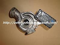Турбина Мерседес Спринтер 906 (ОМ646  2.2 ) електронная , фото 1