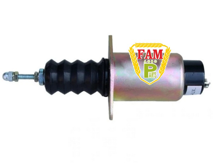 Соленоид (клапан остановки) CUMMINS C 12V (3906398)