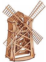 Дерев'яна модель Млин / Деревянная модель Мельница
