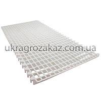Пластиковые щелевые полы для птицы 1200 x 600 мм
