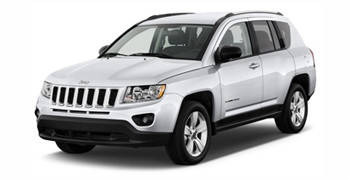 Фары противотуманные для Jeep Compass 2011-16