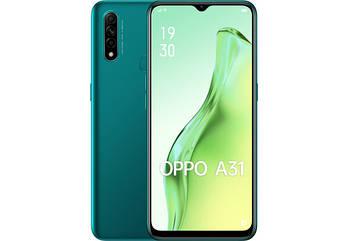 Смартфон OPPO A31 4/64Gb Green