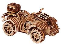 Дерев'яна модель Квадроцикл / Деревянная модель Квадроцикл