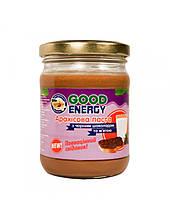 Арахісова Паста з чорним шоколадом і м'п'ятою, GoodEnergy, 180г