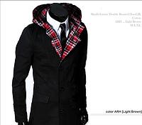 Мужское зимнее пальто с подстежкой  МК 0135-И, фото 1