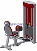Тренажер для приводящих мышц бедра