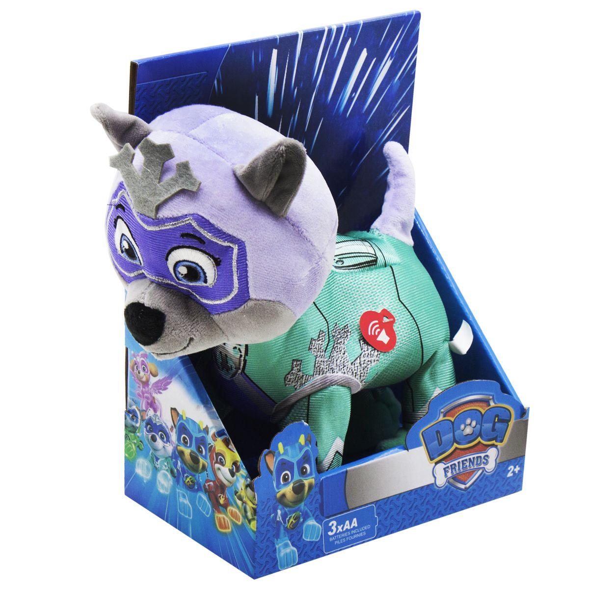 Мягкая игрушка интерактивная Щенячий патруль Эверест