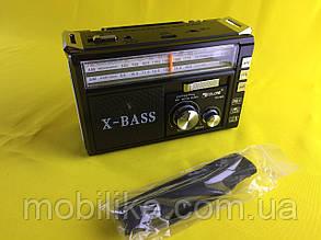 Радіоприймач GOLON RX-381 з mp3 програвачем і ліхтариком